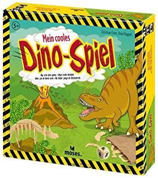 Ludothek Appenzell Mein Cooles Dino Spiel